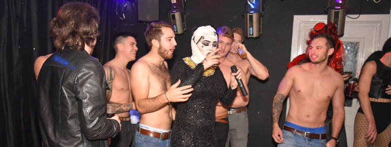 Halloween 2017 – Night of the Living Drag with Baga Chipz